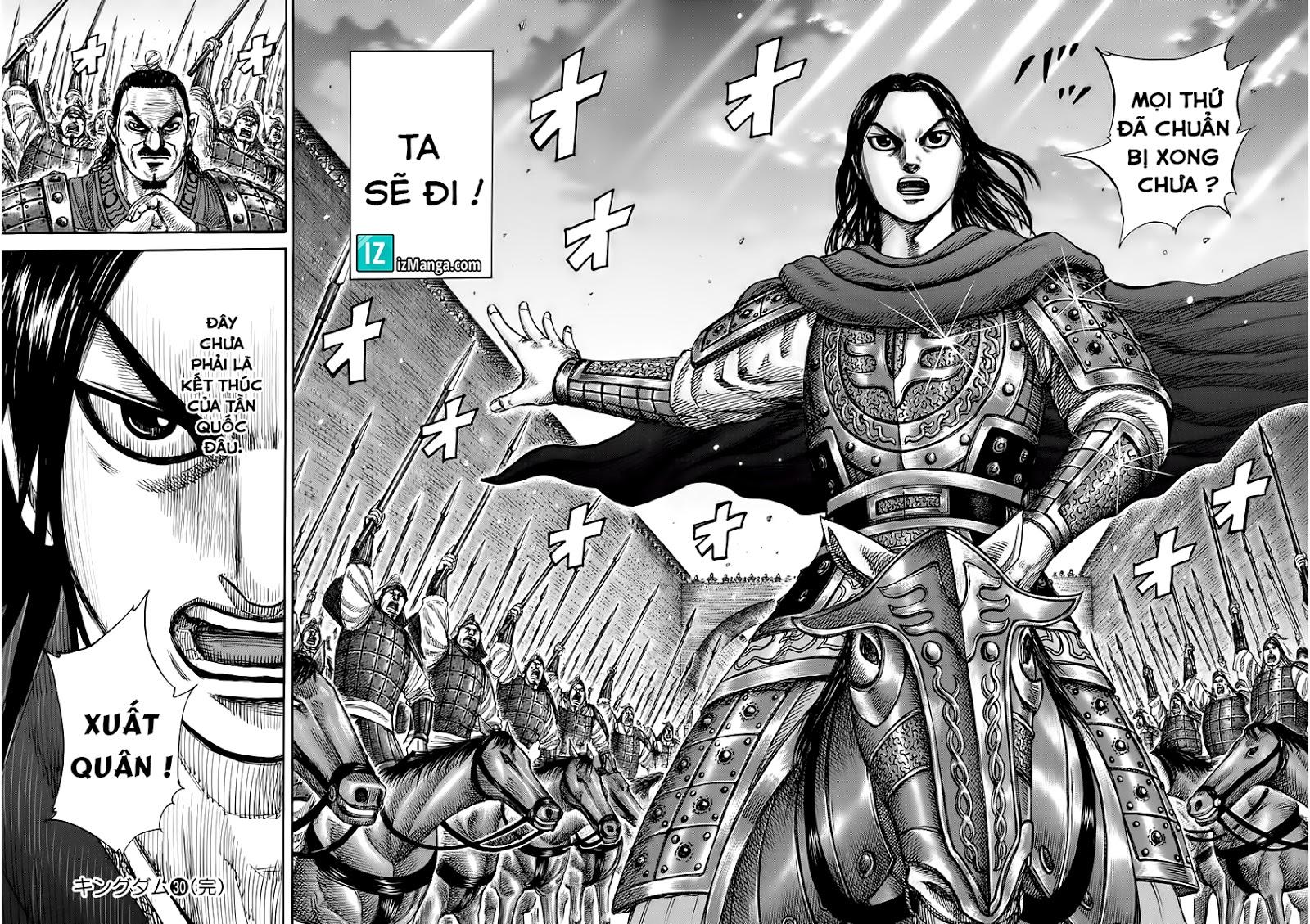 Kingdom – Vương Giả Thiên Hạ (Tổng Hợp) chap 327 page 19 - IZTruyenTranh.com