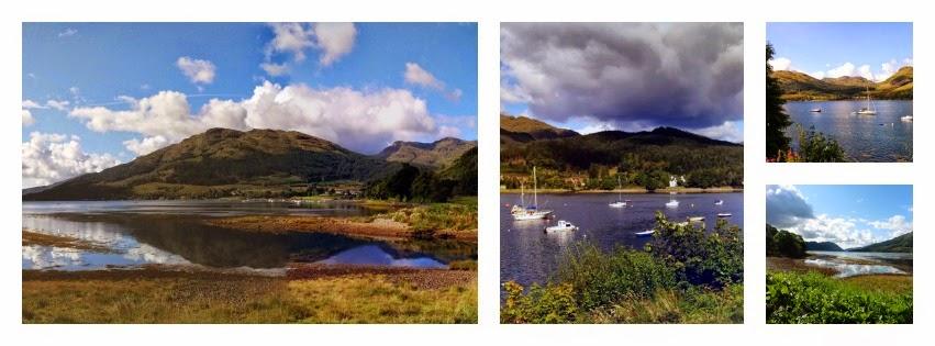 Lochgoilhead view