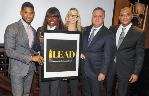 Ford Motor Company to Sponsor Usher's New Look Foundation