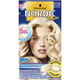 schwarzkopf nordic blonde instructions