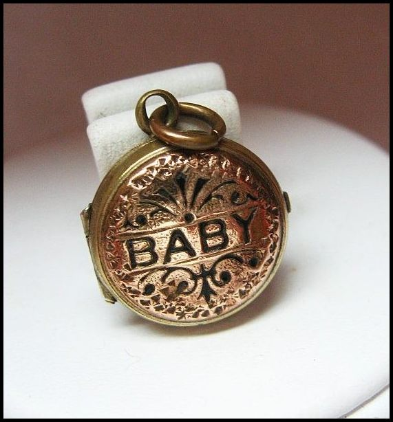 Antique Baby Jewelry