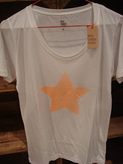 CAMISETA BECKSÖNDERGAARD Color Neon Orange (SS13)