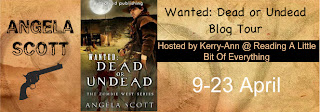 {This or That} Wanted: Dead or Undead by Angela Scott