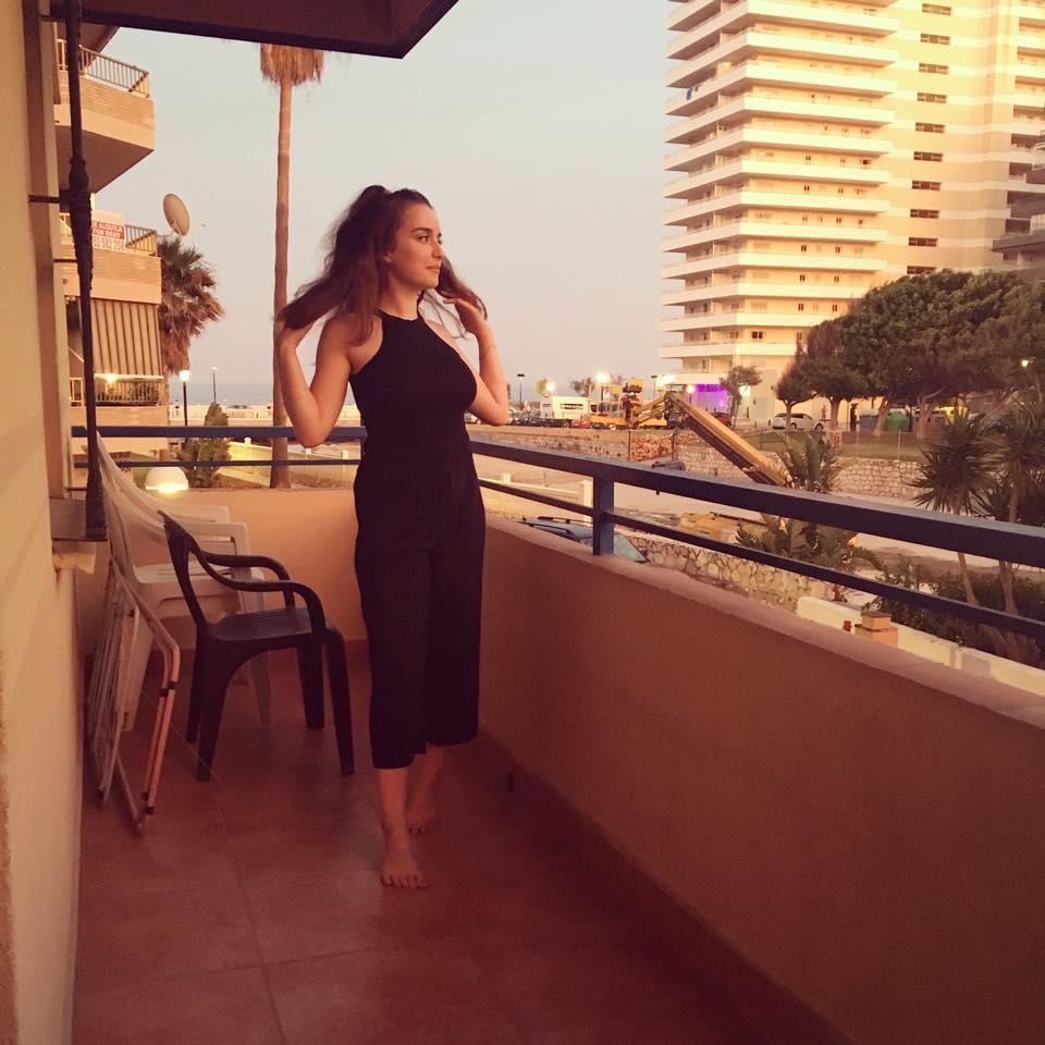 Mariam Benemla, 21, Fuengirola Spain
