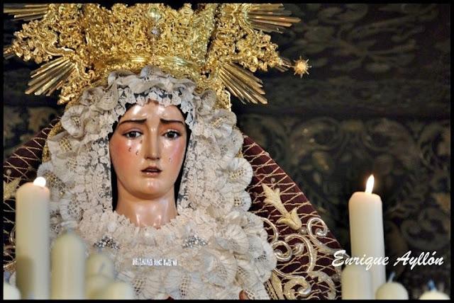 Virgen de La O Sevilla 2013