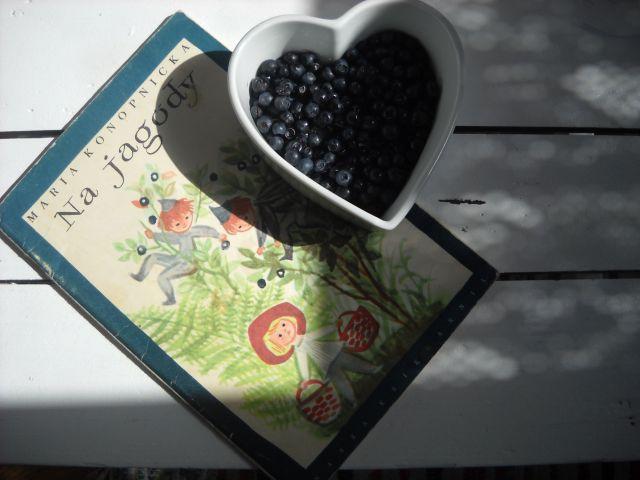 ZABAWY KSIĄŻKĄ INSPIROWANE  Na jagody,na jagody....