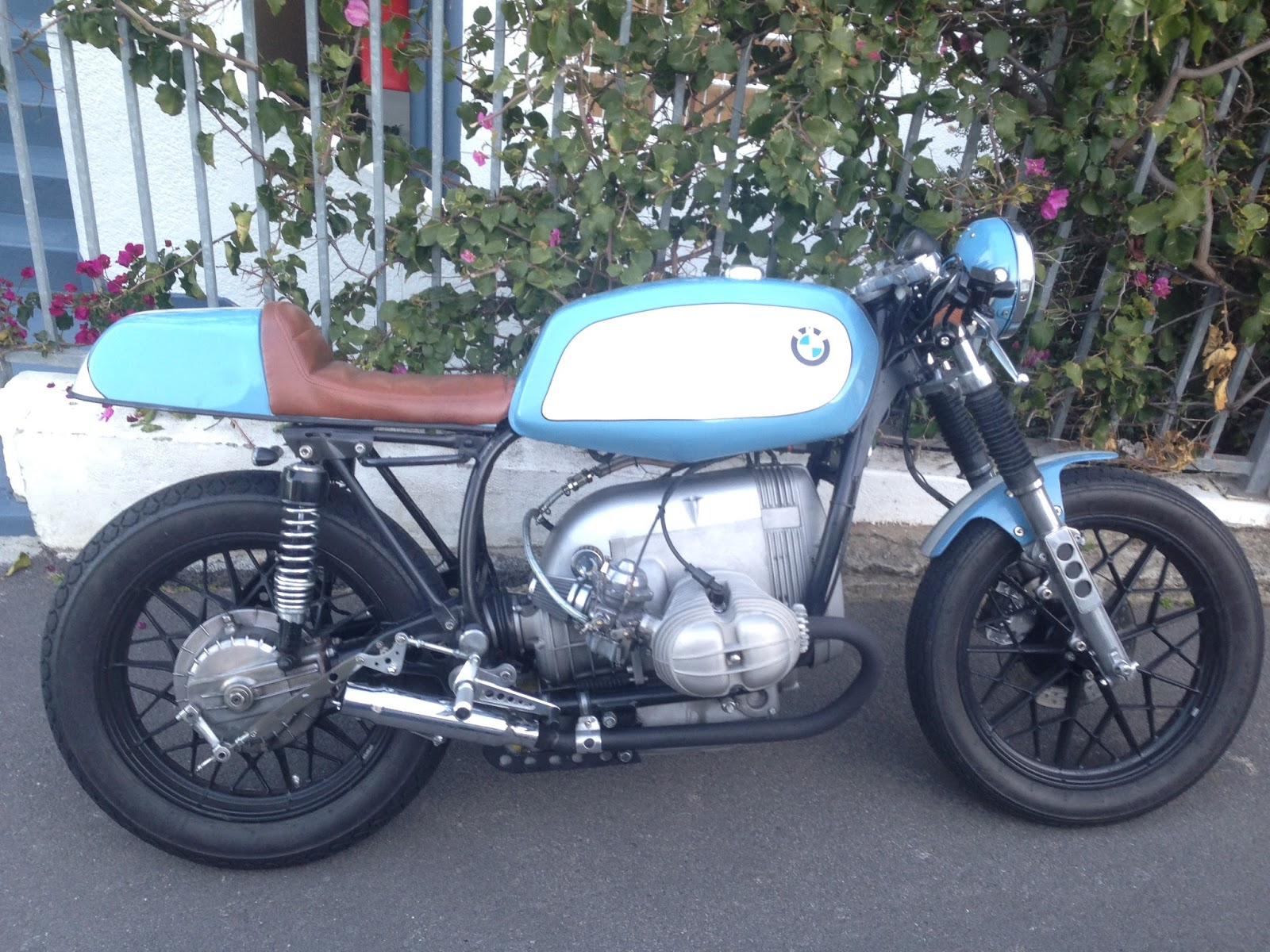 Connu A Cafe Racer Conversion - 1981 BMW R65 (Cape Town) AH87