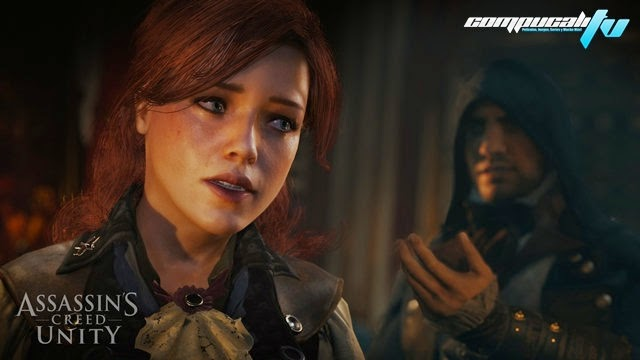 Assassins Creed Unity Requisitos y Trailer tecnológico
