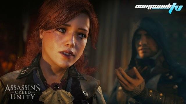 Assassins Creed Unity Requisitos y Trailer tecnológico