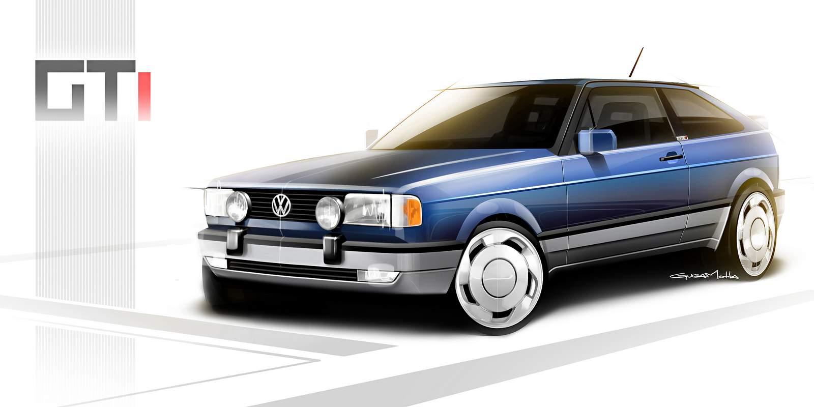 VW Gol GTi 1991