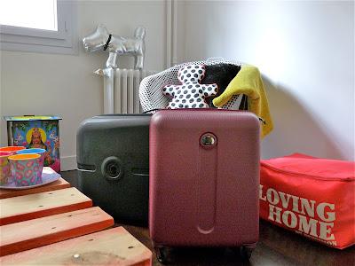 Fashion Blog Mode Fashionblog Blogmode Delsey Flâneur Hélium valises bagages vacances ski soleil