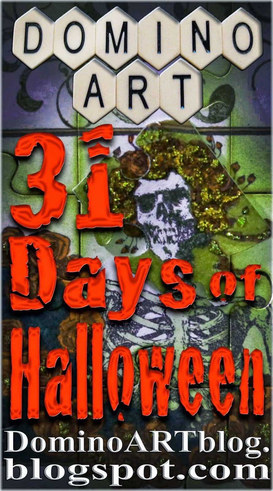 DA 31 Days of Halloween