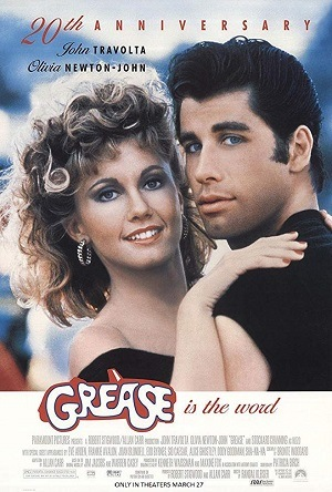 Torrent Filme Grease - Nos Tempos da Brilhantina 1978 Dublado 1080p Bluray FullHD completo