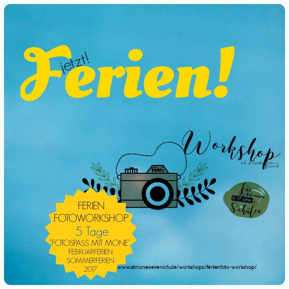 FOTOFERIEN FÜR SCHÜLER/INNEN