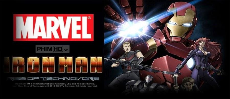 Người Sắt: Sự Nổi Giận Của Technovore - Iron Man: Rise Of Technovore - 2013