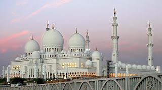 Masjid Sheikh Zayed Bin Sultan Al Nahyan