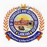BISE Larkana 10th Class Result 2016