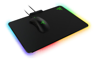 FireFly, mousepad iluminado
