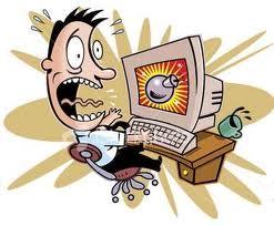 crazy computer
