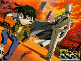 #7 Detective Conan Wallpaper