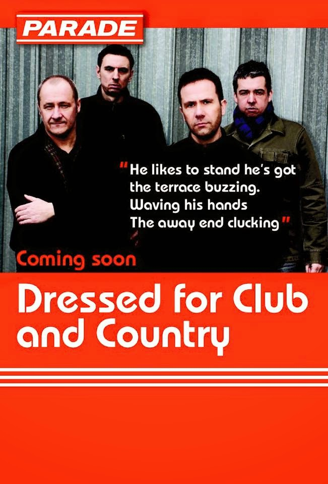 "PARADE - ""Dressed for Club and Country"" - Click the image to find out more!"