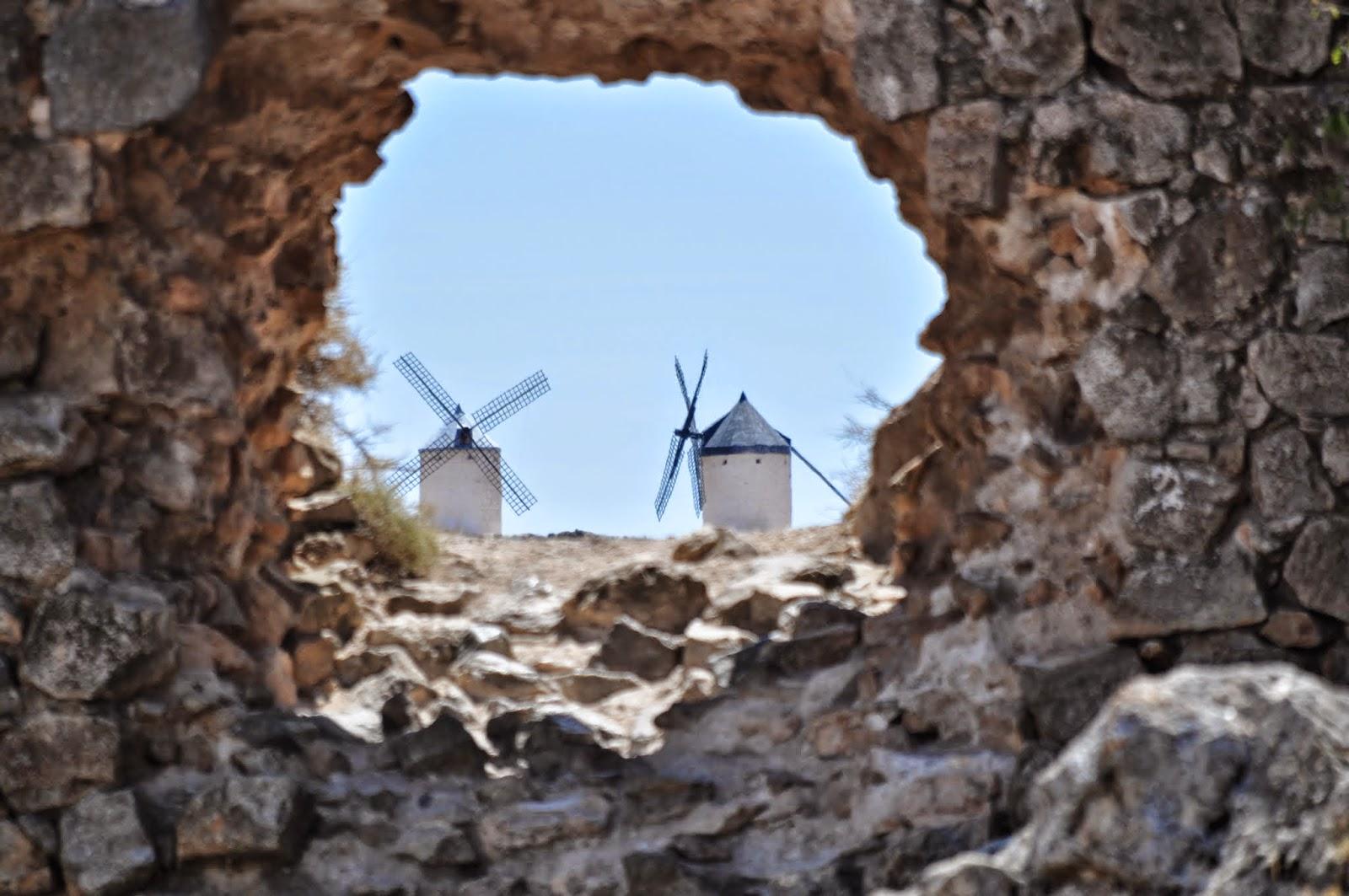 Itinerario in Spagna - Consuegra