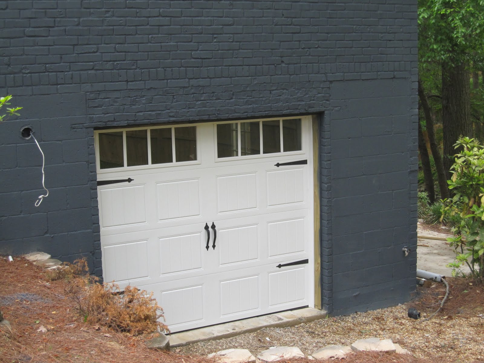 1200 #496130 Brookhaven Renovation: Happenings At The New House pic Best Garage Doors Consumer Reports 39411600