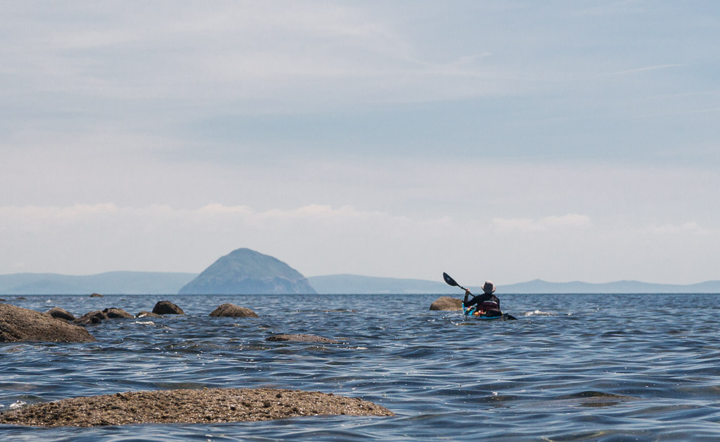 Sea kayaking with seakayakphoto.com: Probably the least