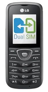 Dual SIM Mobile LG A230