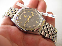 TITONI COSMO KING PRESIDENT - AMERICAN DIAMOND INDEX - ROTOMATIC