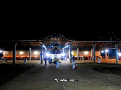 Sree Rajarajeswara Temple complex, Thaliparamba - Kannur, Kerala
