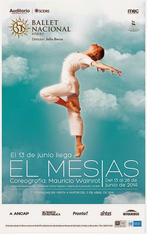 EL MESIAS | DEL 13 AL 26 DE JUNIO DE 2014