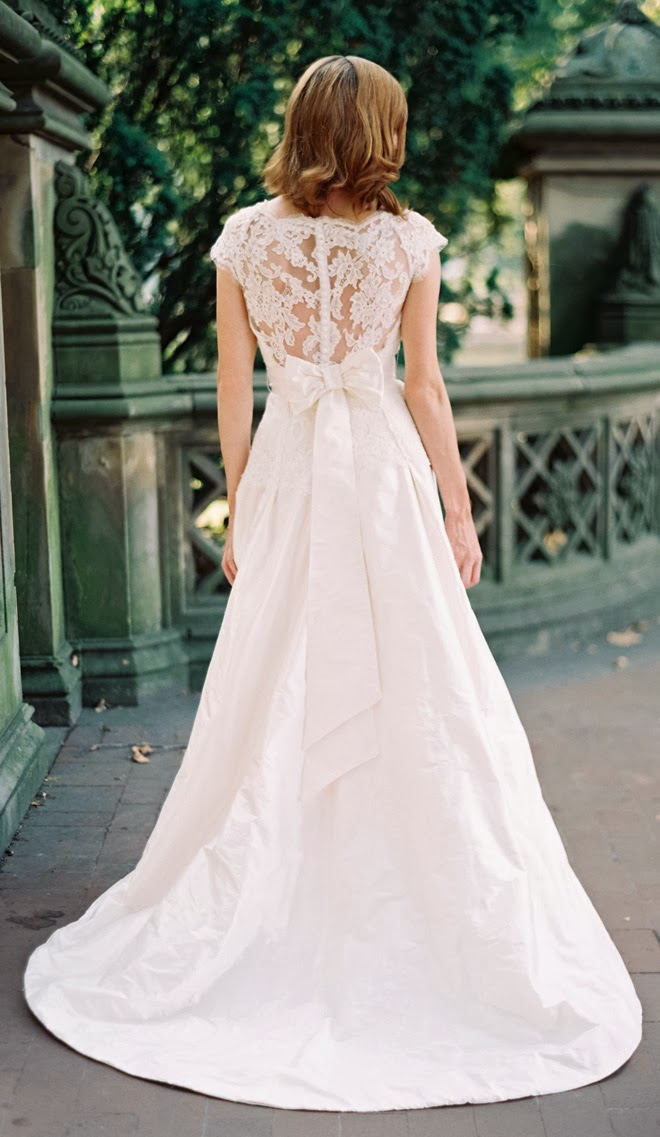 Sareh Nouri 2014 Bridal Collection Belle The Magazine