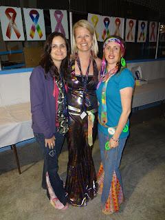 breast cancer blog; best friends support; burn your bra for bev