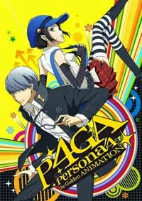 Ver online descargar Persona 4 The Golden Animation Sub Español