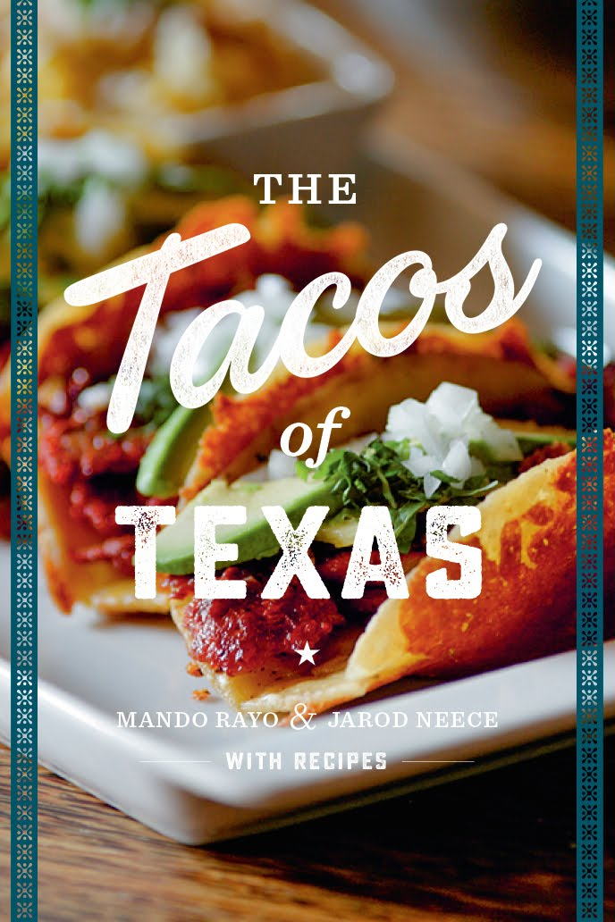 Order The Tacos of Texas book!