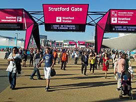 Stratford Gate