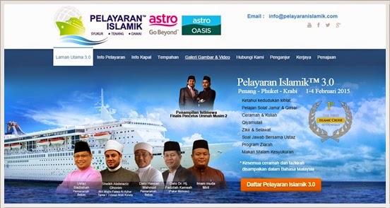 Pelayaran Islamik 3.0