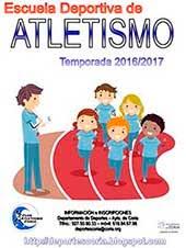 ESCUELA DE ATLETISMO