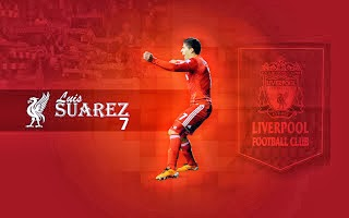 Luis suarez liverpool fc wallpapers suarez wallpapers all about liverpool fc video - Suarez liverpool wallpaper ...