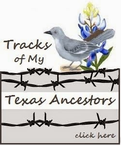 Tracks of My Texas Ancestors