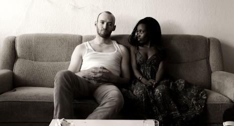 European interracial dating