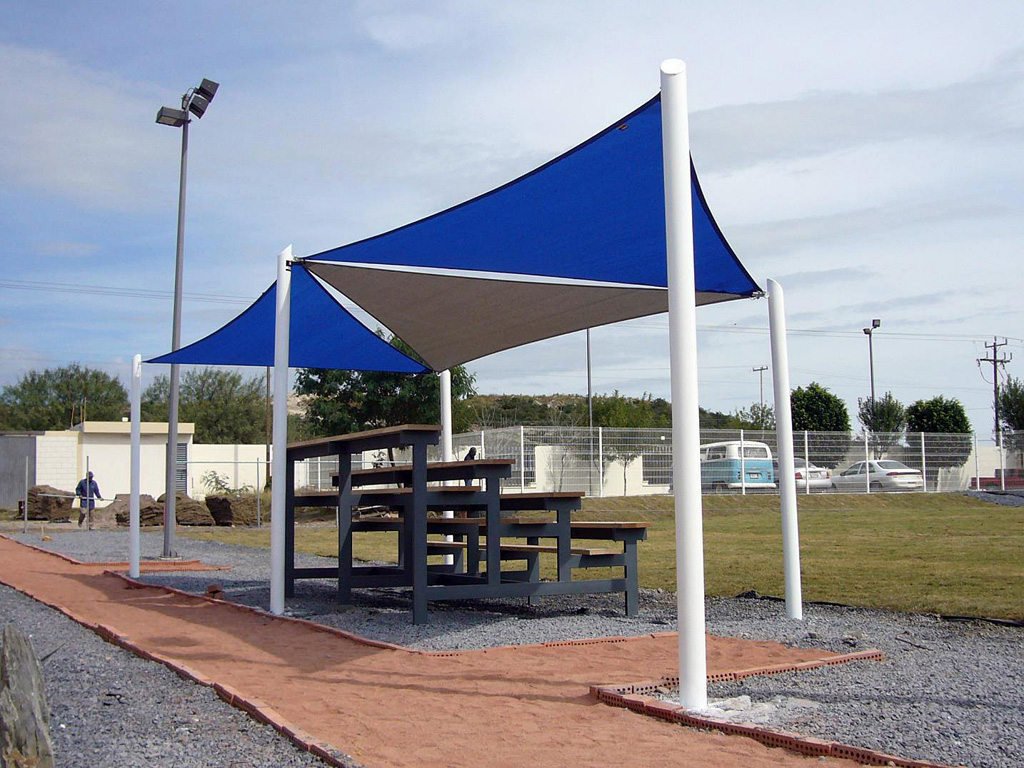 Sail shade in uae for Shade sail cost