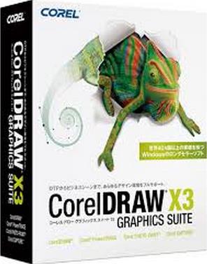 Modul CorelDraw X3