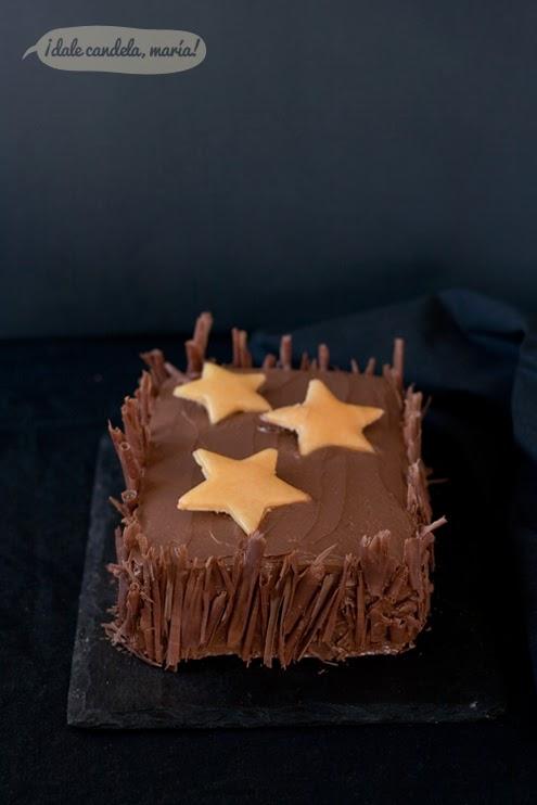 receta tarta dobos