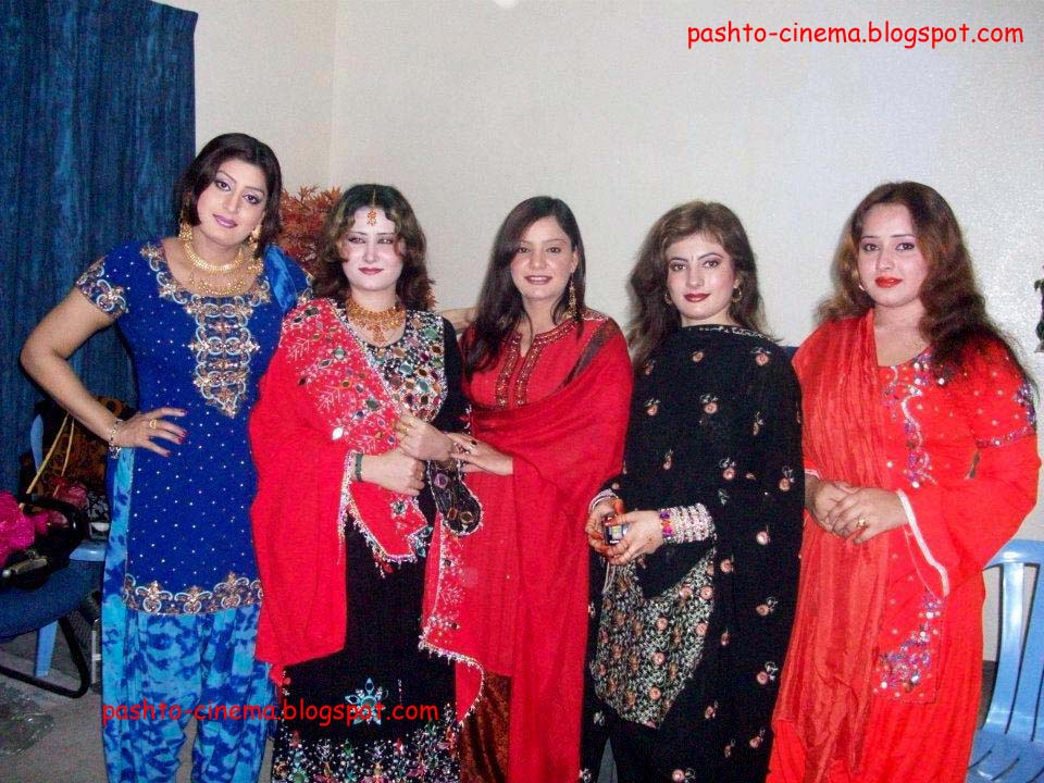 Iqbal and Pashto Tele Films, Dramas Actress and Dancer Nadia Gul Photo