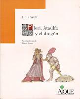Flori, Ataúlfo y el dragón