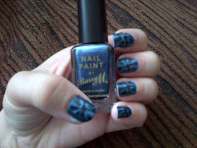 barry m magnetic nail effects np328