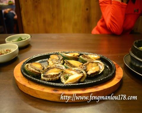 济州岛鲍鱼