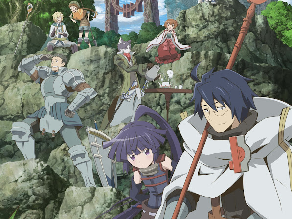 Log Horizon Anime 31